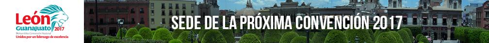 León Guanajuato Convención 2017