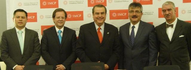 IMCP. Conferencia de Prensa. Marzo 2013-1