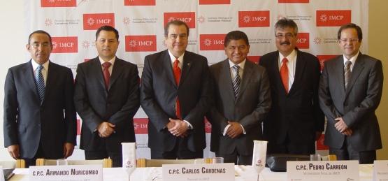 IMCP. Conferencia mayo 2013