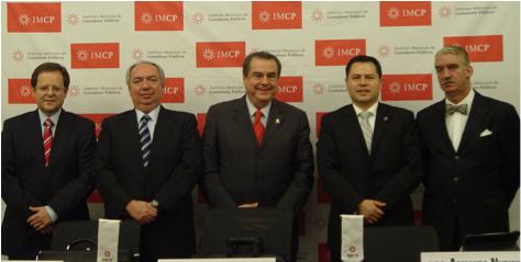 IMCP. Conferencia de Prensa. Julio 2013