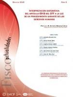 Fiscoactualidades 2015-08 Interpretación Sistemática del Artículo 69-B del CFF a la Luz de un Procedimiento Garante de los Derechos Humanos