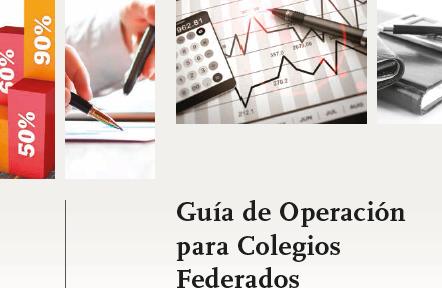 Guia de Operación para Colegios Federados