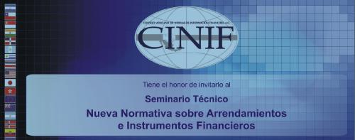 Seminario Técnico CINIF