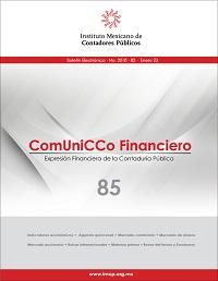 Boletín ComUniCCo Financiero 2018 – No. 85
