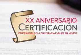 Tríptico Certificación