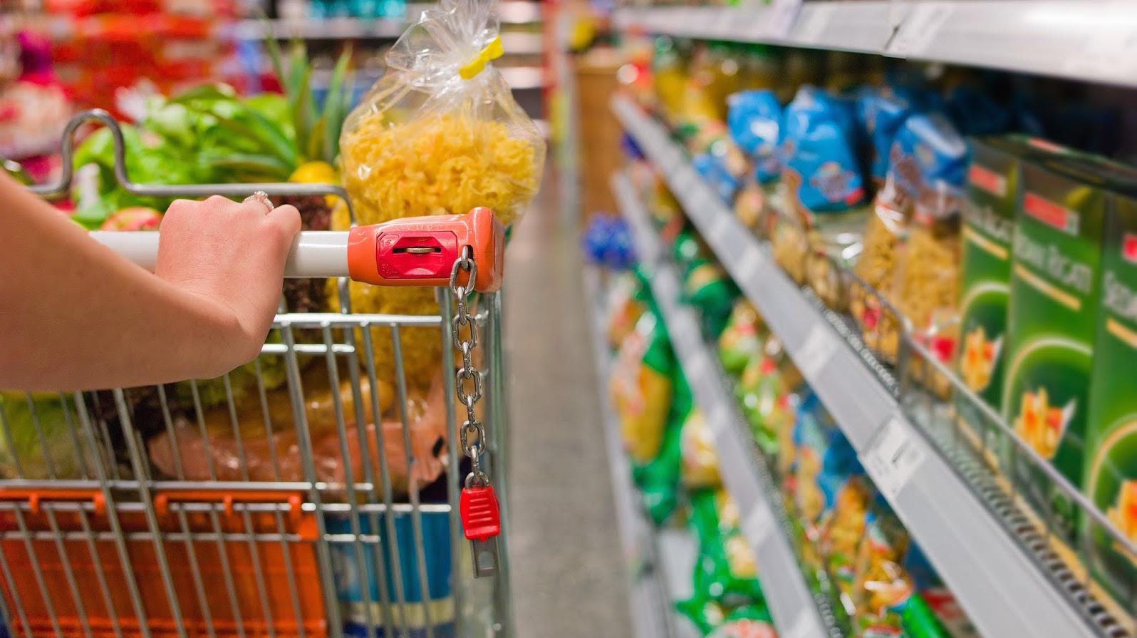 Aranceles pegan ya a precios de alimentos
