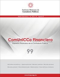 Boletín ComUniCCo Financiero 2018 – No. 99