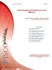 Fiscoactualidades 2018-67 Prioridades Estratégicas para México