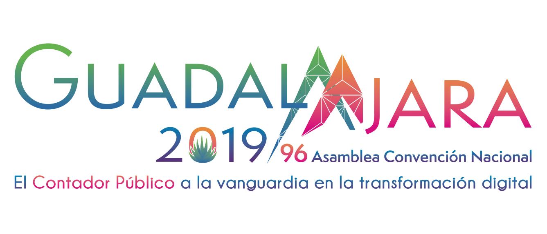 Invitación a la 96 Asamblea Convención Nacional del IMCP, Guadalajara 2019