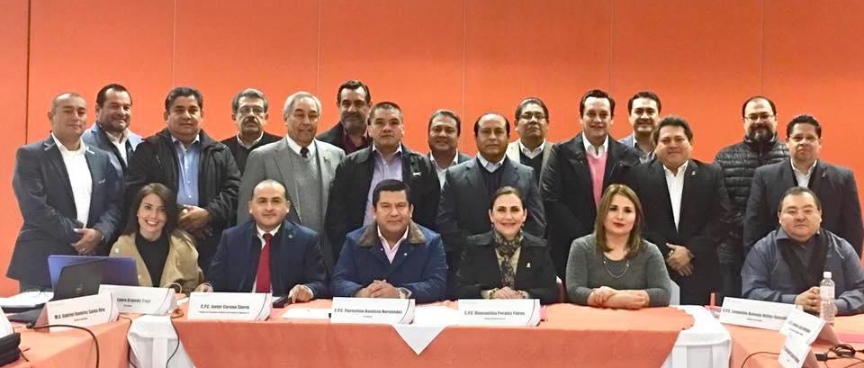 Segunda Reunión del Comité Ejecutivo Nacional del IMCP