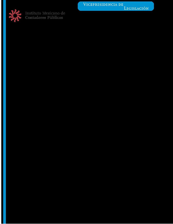 Folio No. : 47/2018-2019 Modificaciones al Capítulo 4 De la educación a distancia y/o aprendizaje a través de medios electrónicos, de los Lineamientos para el registro y control de las capacitadoras autorizadas del IMCP – NDPC