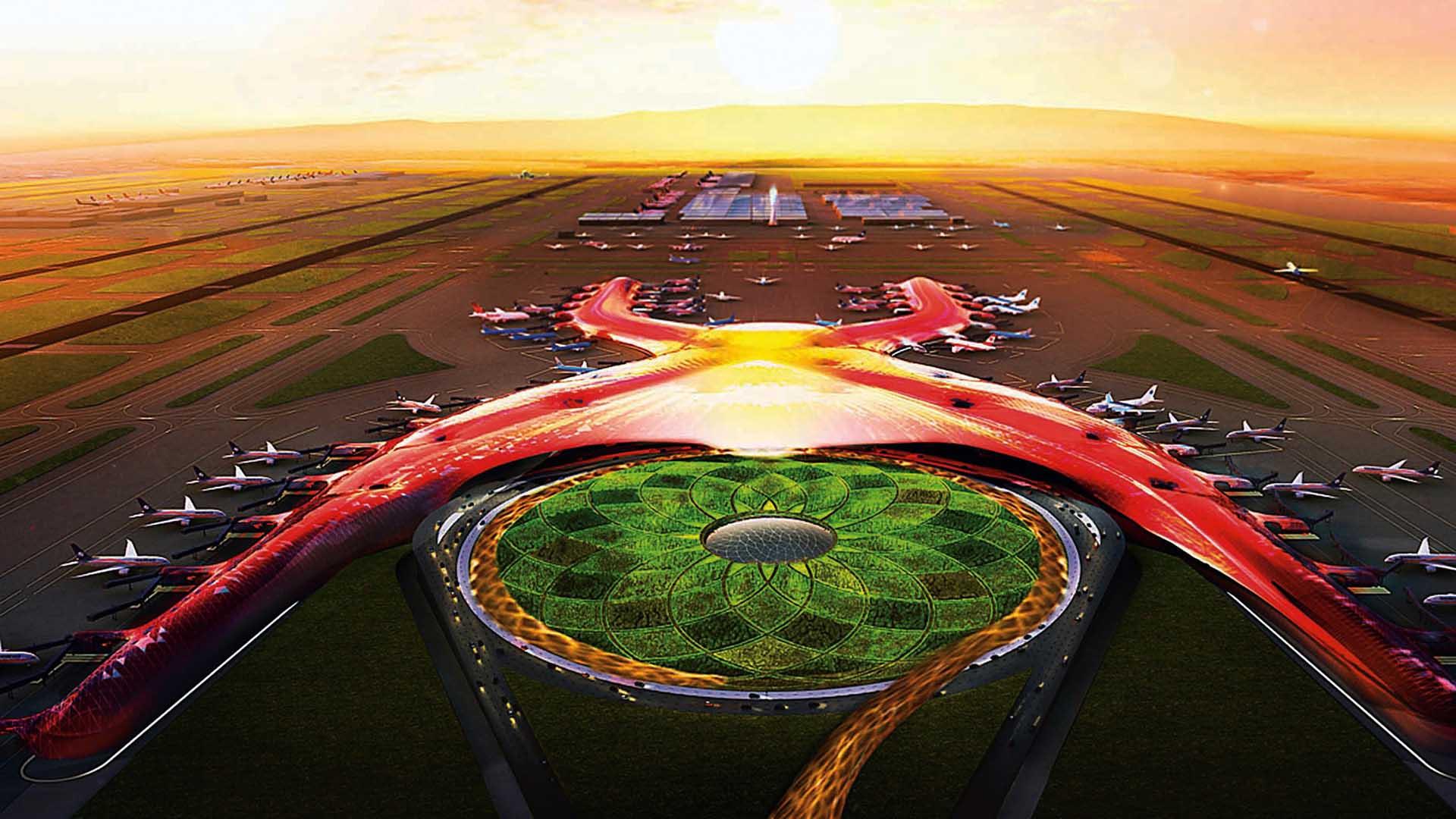Plan de aeropuertos: avalan espacio aéreo con tres; aún se deben 163 mmdp del NAIM