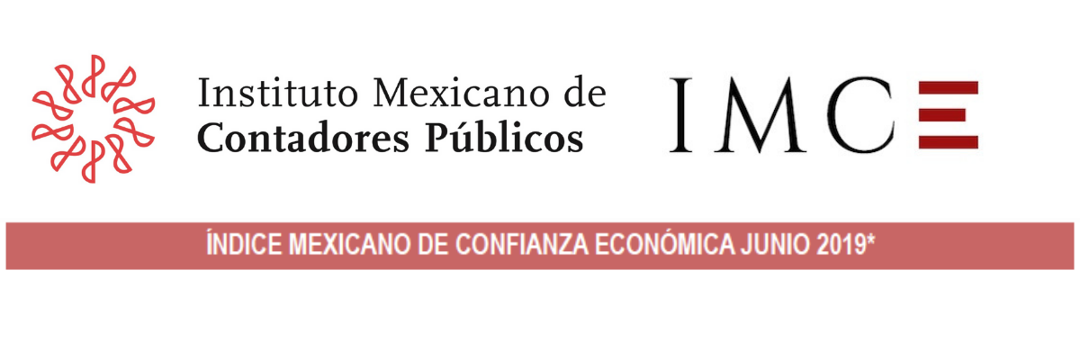 Resultados IMCE Junio 2019