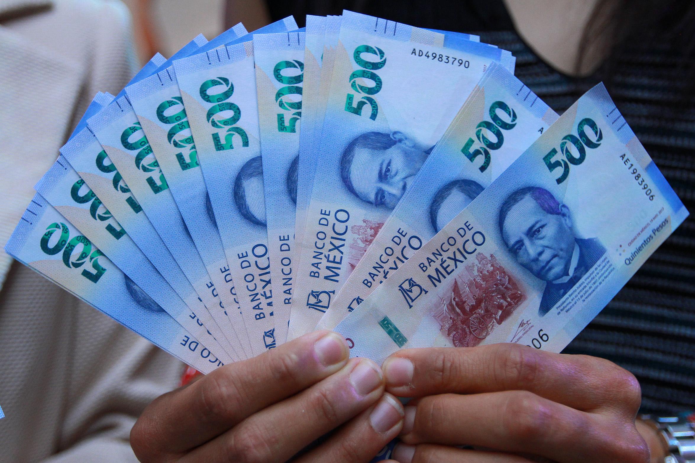 Billete de 500 pesos, el más utilizado por los mexicanos