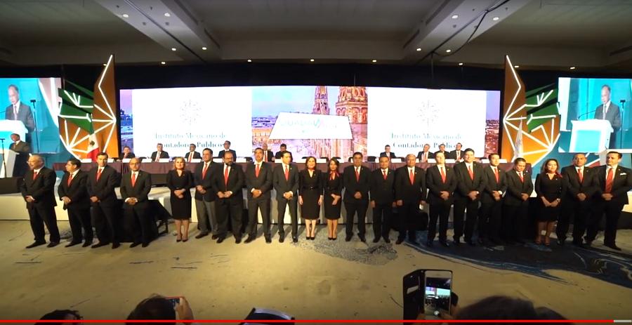 Videomemoria de la 96 Asamblea-Convención Nacional del IMCP, efectuada en Guadalajara, Jalisco del 23 al 25 de octubre de 2019.